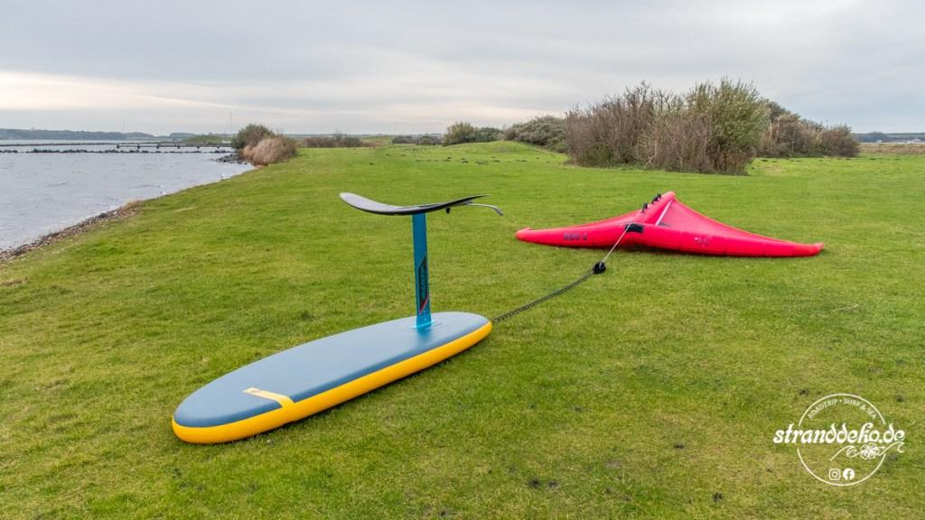 191123 Wingfoil NeuesBoard 071 1024x576 - Unser Wingsurf-Material ist vollständig!