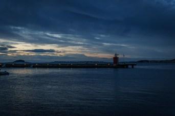 Kveld i Ålesund