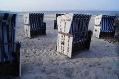 Strand Binz Strandkörbe