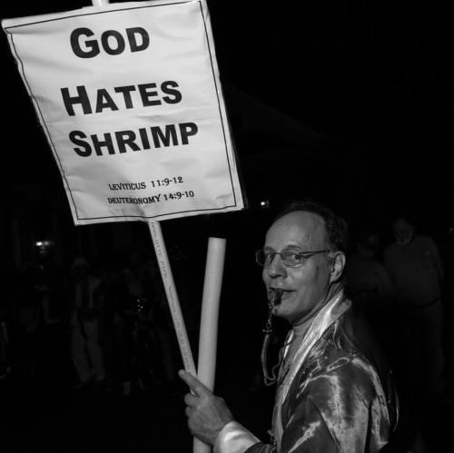God Hates Shrimp