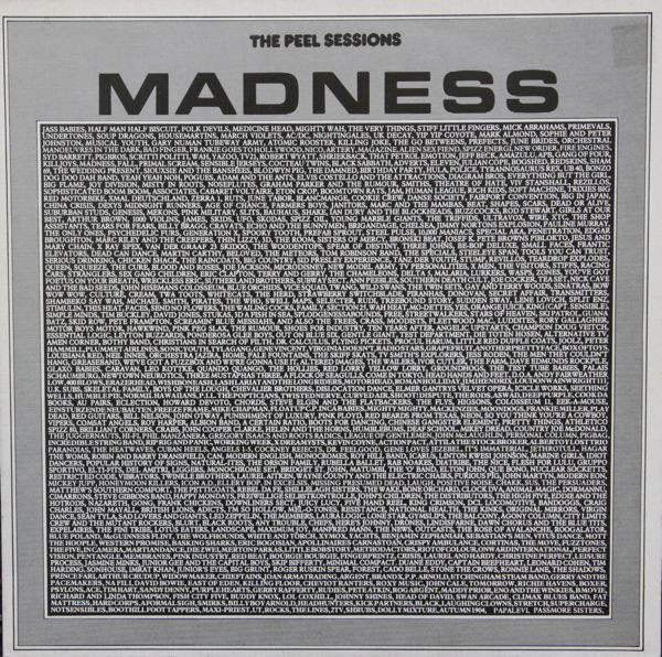 Madness Peel Sessions