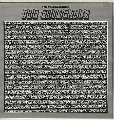 The Primevals