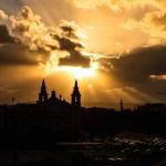 Valletta Sonnenuntergang / Valletta Sunset