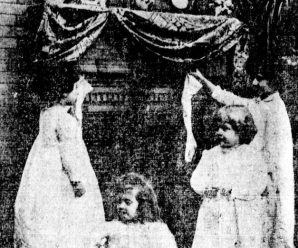 4 Newspaper Accounts Of Krampus Celebrations