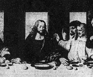 Thirteen at the Table Superstition