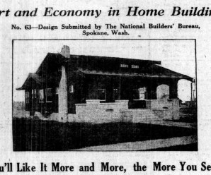 Three Bedroom Ranch House Plans From 1920