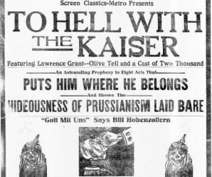 Fake News Stories From World War I