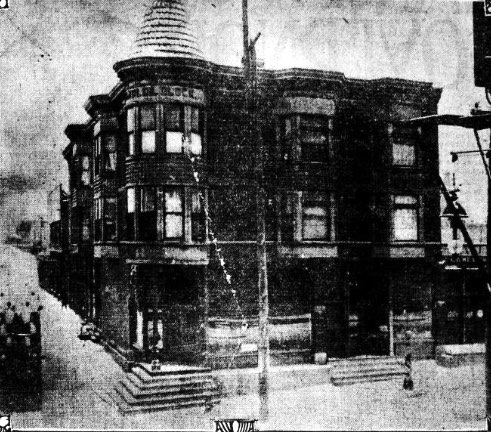 Janitor And Caretaker Of Murder Castle Ends Life H H Holmes