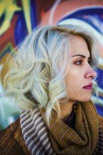 Designer Rebecca Avina