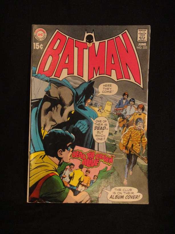 Batman 222