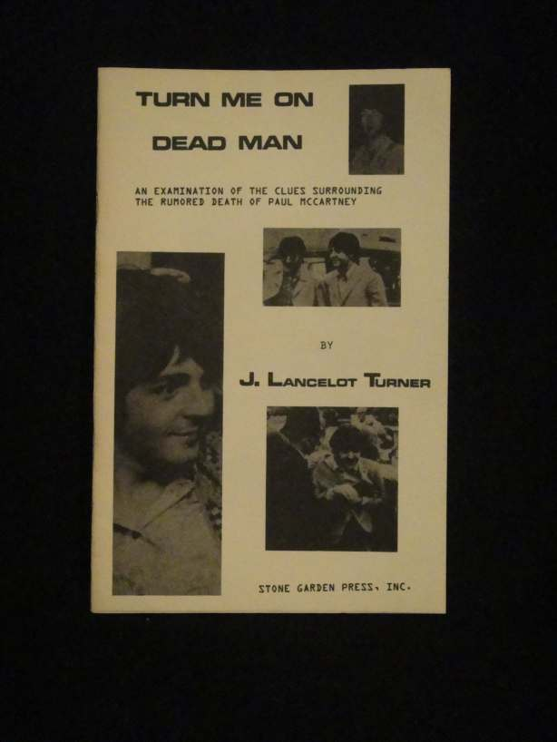 Dead Man Pamphlet
