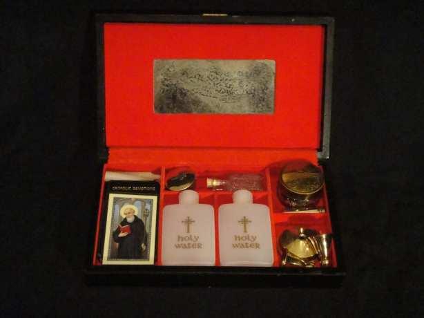 Replica Exorcism Kit