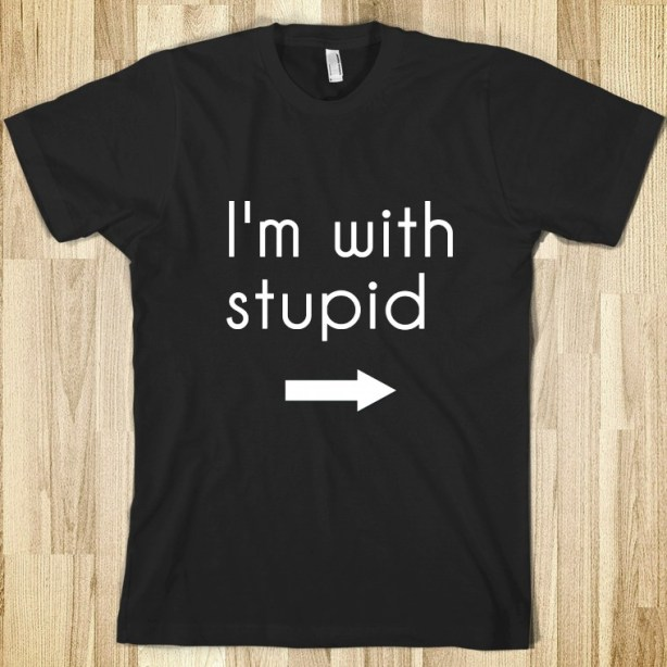 i-m-with-stupid-shirt.american-apparel-unisex-fitted-tee.black.w760h760