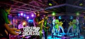 Goosepimp Orchestra to play StrangeCreek Campout