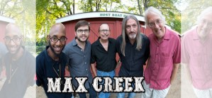 Max Creek to play at StrangeCreek Campout