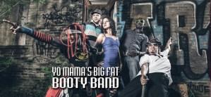 Yo Mama's Big Fat Booty Band to play at StrangeCreek Campout