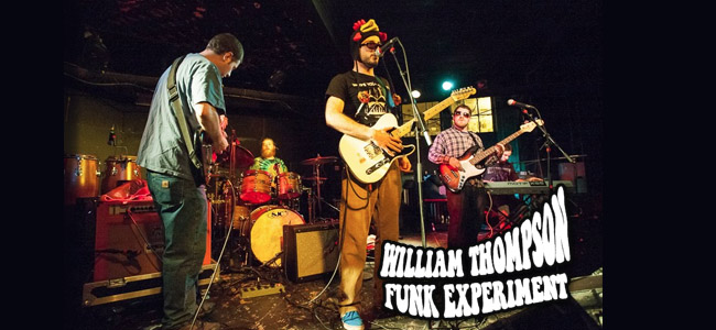 William Thompson Funk Experiment