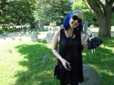 Dollie and Maker. — at Salem Old Burying Point Cemetery.