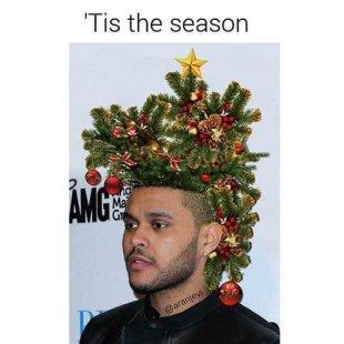 theweekndchristmas