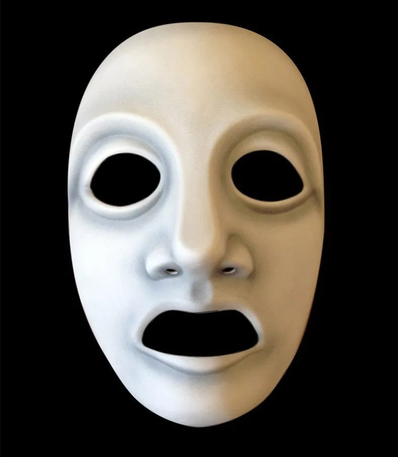 greek chorus mask
