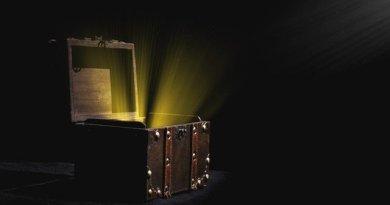 The Button in the Box by Kathleen Killian Fernandez