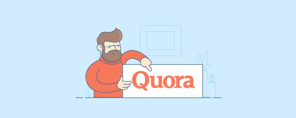 What is quora