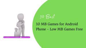10 MB Games