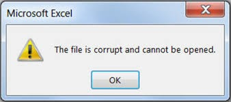 MS Excel Error