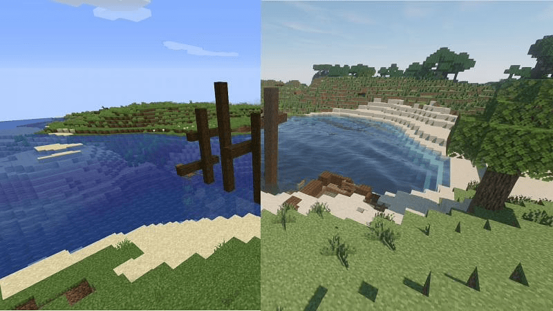 shaders for Minecraft