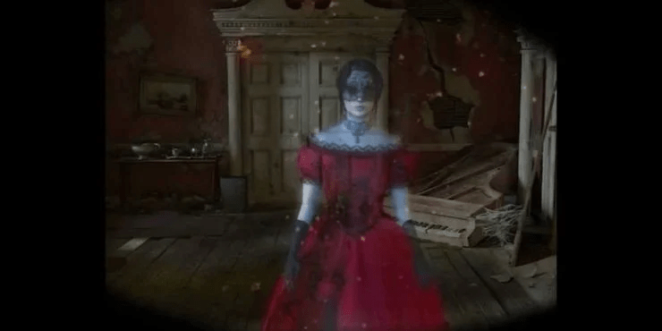 Ghost of the Thornton Hall