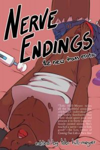 Book cover of Nerve Endings