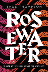 Rosewater cover