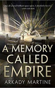 Cover-Memory Called Empire