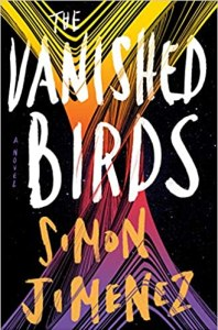 Vanished Birds cover