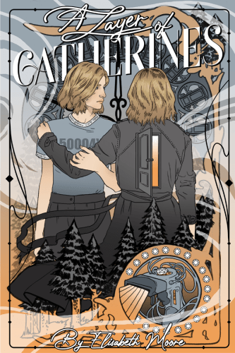 A Layer of Catherines, image by Helen Mask