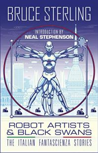 Robot Artists & Black Swans cover