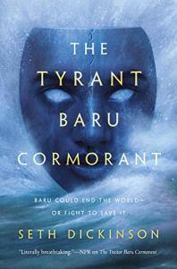 Dickinson Tyrant-Baru Cormorant-cover