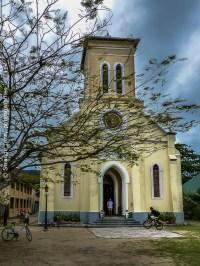Eglise de La Digue