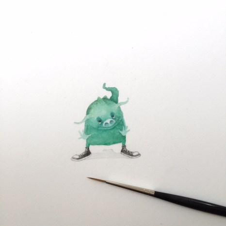tiny Monster Chucks CU