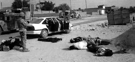 Haditha Killings - US marines get away with murder