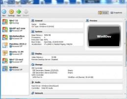 Win8 Dev VirtualBox Installation