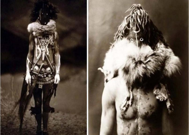 The Navajo Legend of the Skinwalker - Strange Matters Podcast