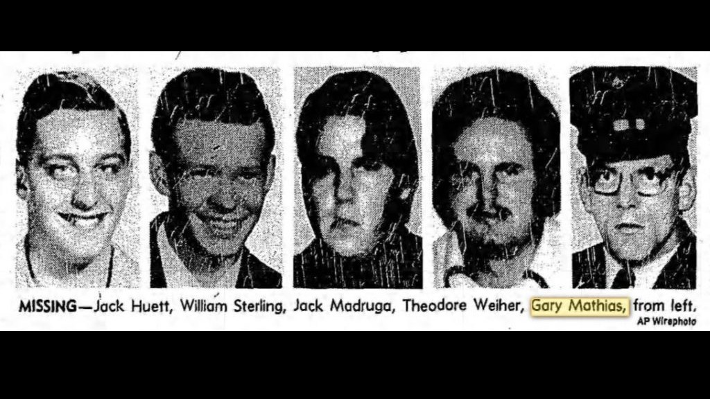 Disappearance Archives - Strange Matters Podcast