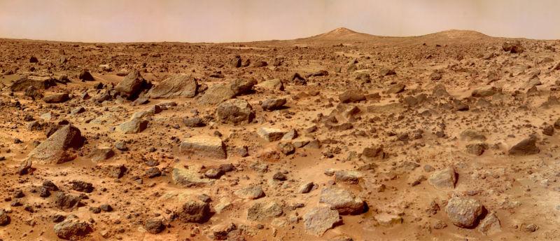 Ανακάλυψη χλωρίδας στον Άρη…