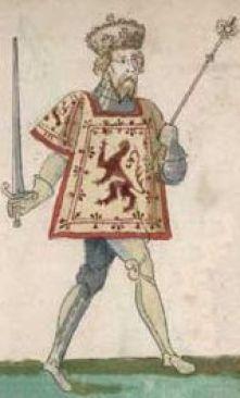 Ρόμπερτ II, Βασιλιάς της Σκωτίας (22/02/1371 – 19/04/1390)