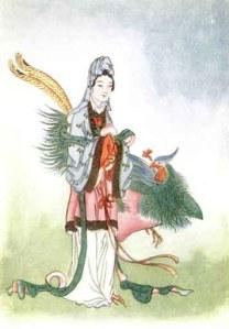 Η Βασίλισσα του Δυτικού Ουρανού, Χσι – Βανγκ - Μου