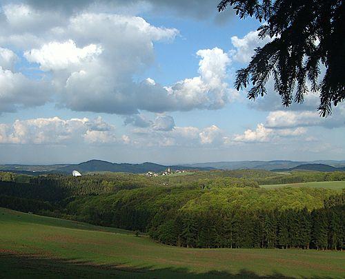 Άποψη του Έφελσμπεργκ
