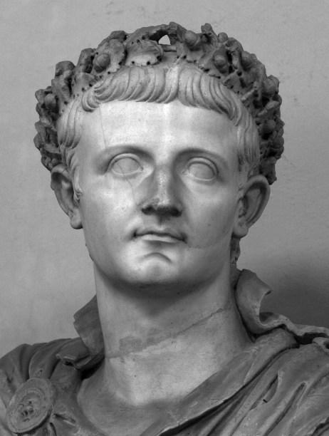 Αυτοκράτορας Τιβέριος (42 π.Χ. - 37 μ.Χ.)