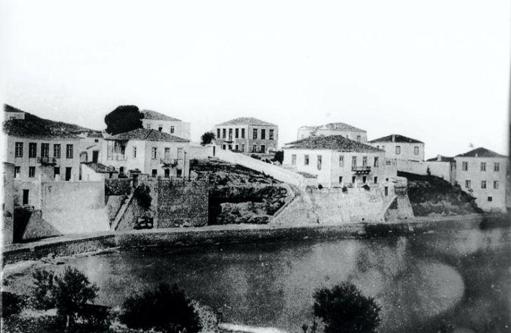 Σπέτσες, αρχές 20ου αιώνα