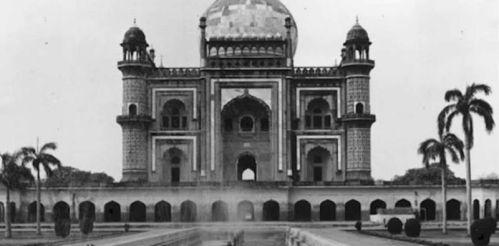 Ταζ Μαχάλ, Ινδία